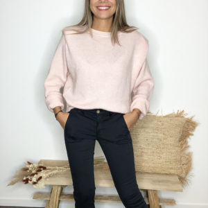 Pull Camille - Rose