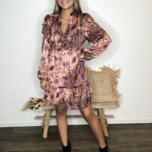 Robe Tara - Fleurie