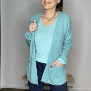 Gilet Rima - Bleu