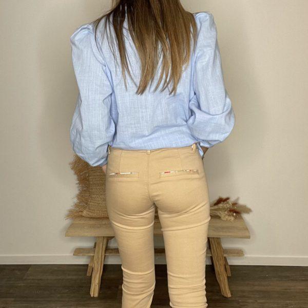 Pantalon chino Sable - Happy