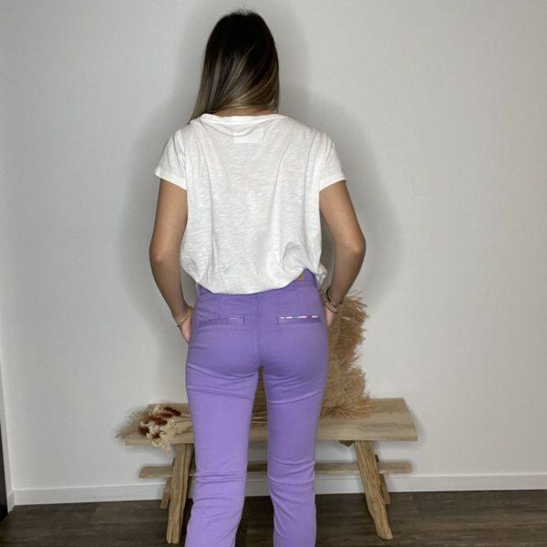Pantalon chino Hortensia - Happy