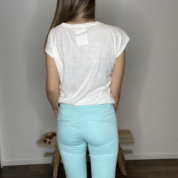 Pantalon chino Lagon - Happy