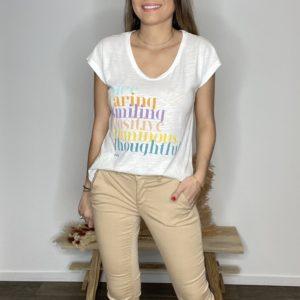 Tee-shirt Elena - One Tee