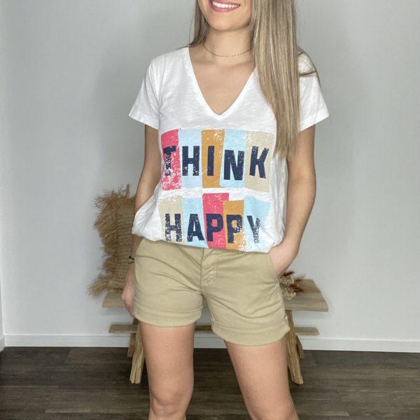 Short Honey sable - Happy