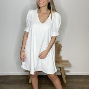 Robe Corina - Blanche