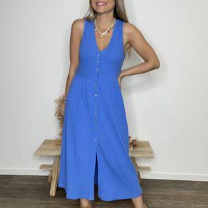 Robe Artemis - Bleue