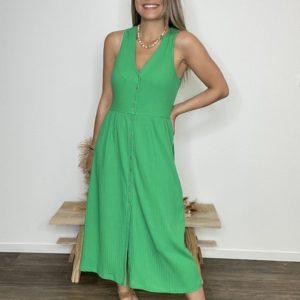 Robe Artemis - Verte