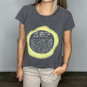 Tee-shirt Simeon carbone - One Tee